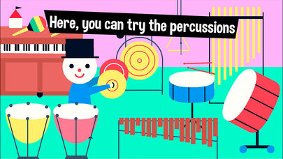 Tongo Music - for kids and families App - 3