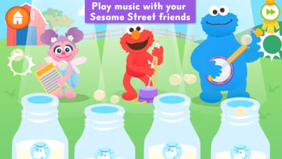 Sesame Street Makes Music App - 3