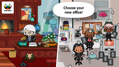 Toca Life: Office-1