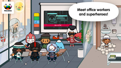 Toca Life: Office-4