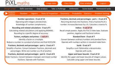 PiXL Maths App App - 2