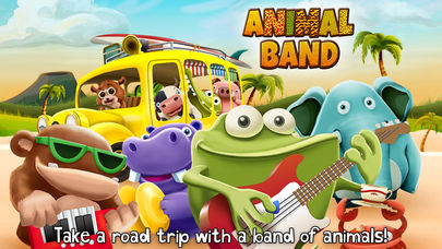 Animal Band - Music Time App - 1