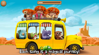 Animal Band - Music Time App - 5