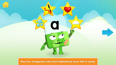 Alphablocks - Letter Fun App - 1