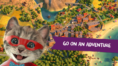 Little Kitten Adventures App - 4