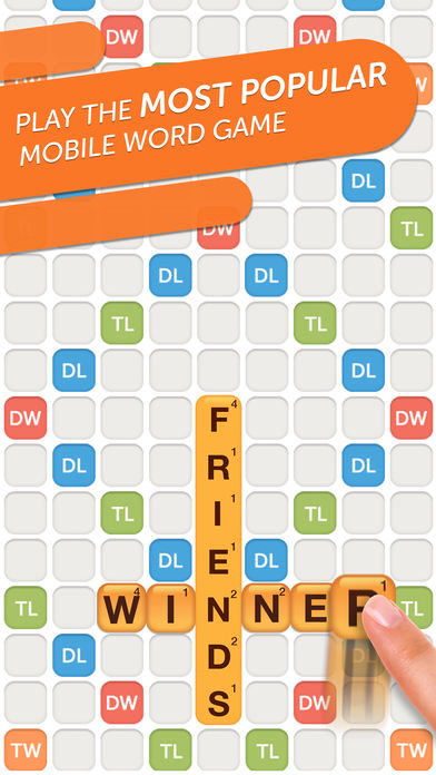Words With Friends 2-Word Game App - 1