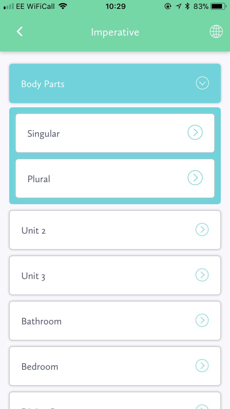 English Language Photocation App - 4