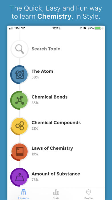 iChemistry™ Pro App - 1