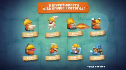 Inventioneers App - 3