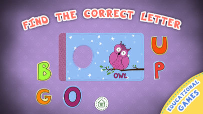 Zoo Alphabet for kids App - 3