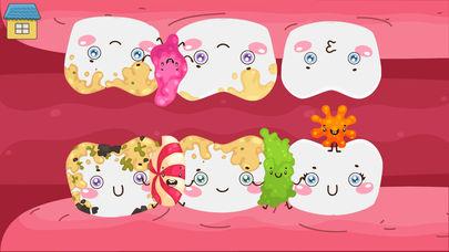 Funny Teeth! Fun game for kids-2