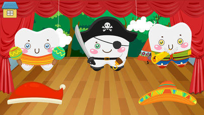 Funny Teeth! Fun game for kids App - 3