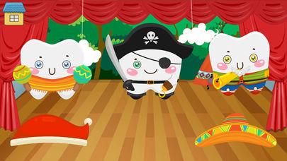 Funny Teeth! Fun game for kids-3