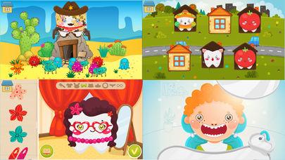 Funny Teeth! Fun game for kids-5