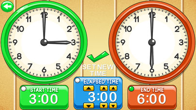 MathNook Elapsed Time Clocks App - 3