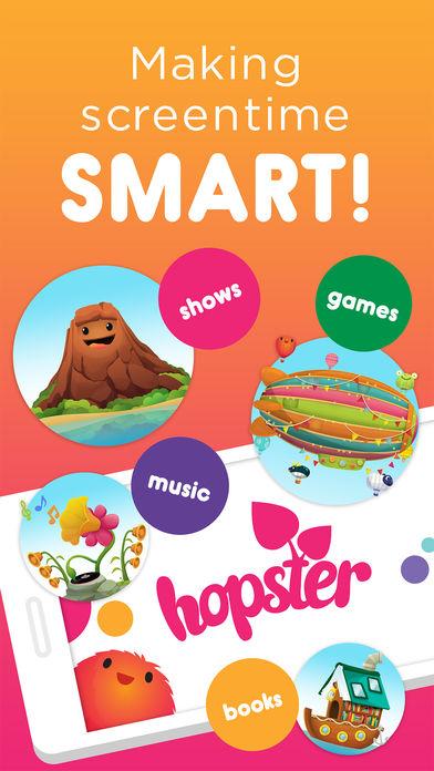 Hopster: Learn & Watch Kids TV App - 1