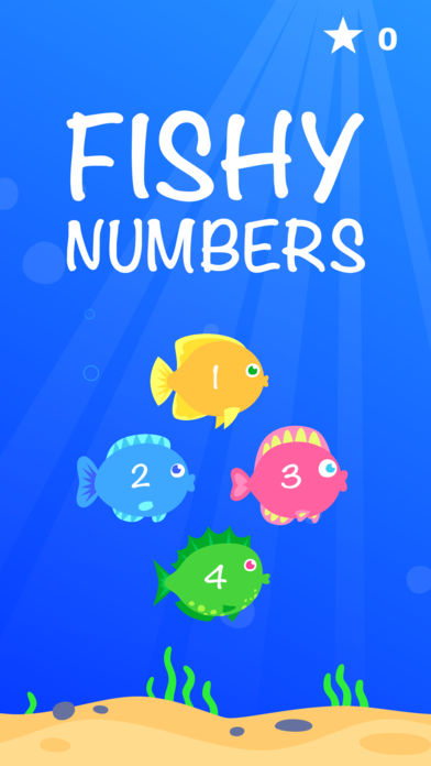 Fishy Numbers App - 1