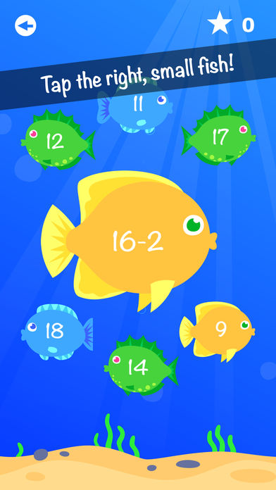 Fishy Numbers App - 3