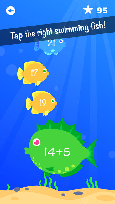 Fishy Numbers App - 4