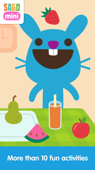Sago Mini Friends App - 2