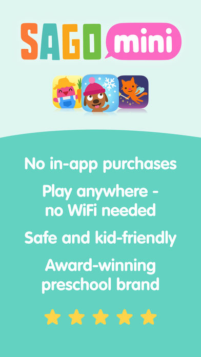 Sago Mini Friends App - 4