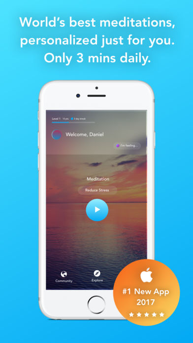 Aura: Meditation & Mindfulness App - 1
