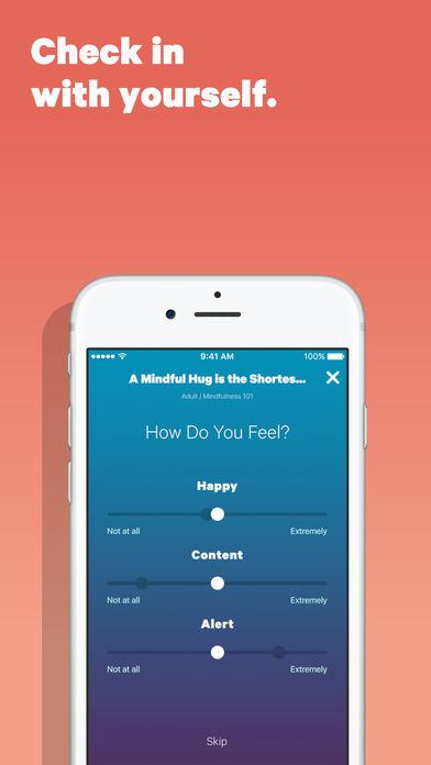 Smiling Mind App - 2