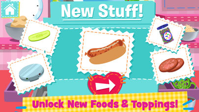 Lalaloopsy Diner - Cooking Game App - 3
