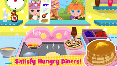 Lalaloopsy Diner - Cooking Game App - 4