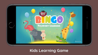 Teleport Learning - Bingo! App - 3
