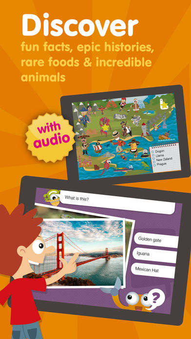 Kids World Cultures – Educational Games for Travel App - 2