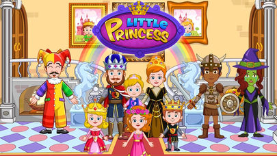 My Little Princess : Castle App - 1