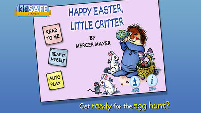 Happy Easter, Little Critter App - 1