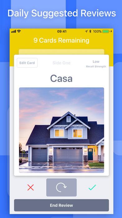 SmartCards+ Flashcards System App - 3