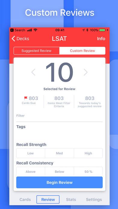 SmartCards+ Flashcards System App - 5