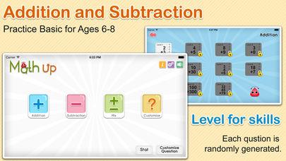 MathUp App - 1