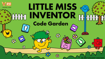 Little Miss Inventor Coding App - 1
