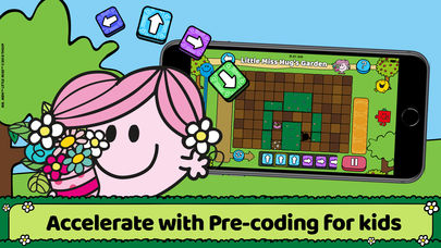 Little Miss Inventor Coding App - 2