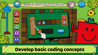 Little Miss Inventor Coding App - 3