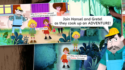 Hansel and Gretel by Nosy Crow