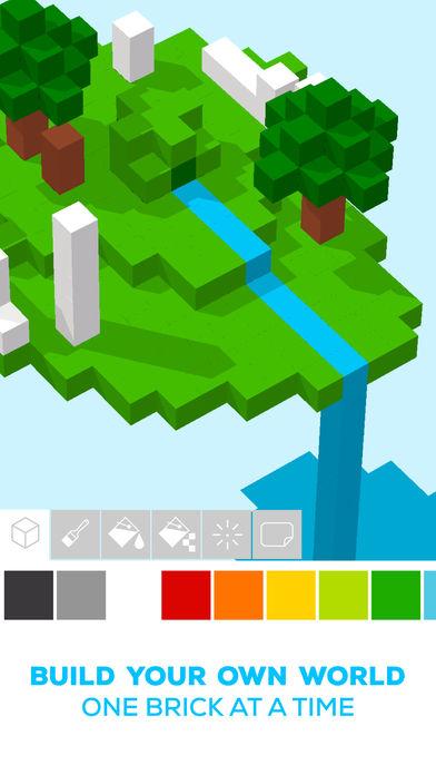 Tayasui Blocks App - 4