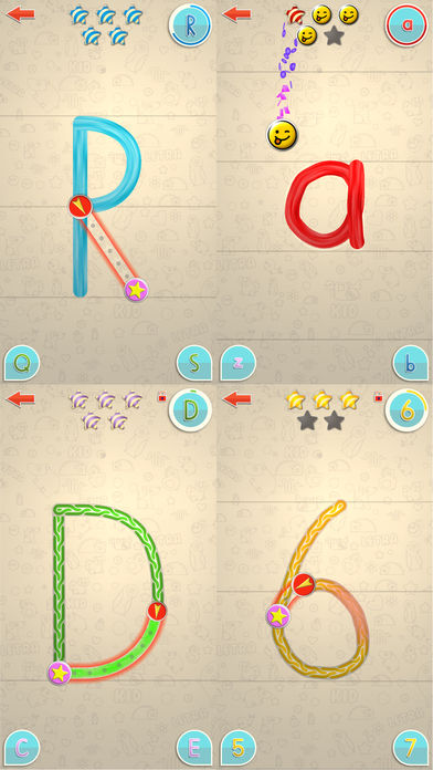 LetraKid PRO - Handwriting ABC App - 1