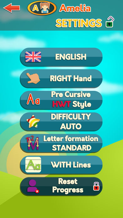 LetraKid PRO - Handwriting ABC