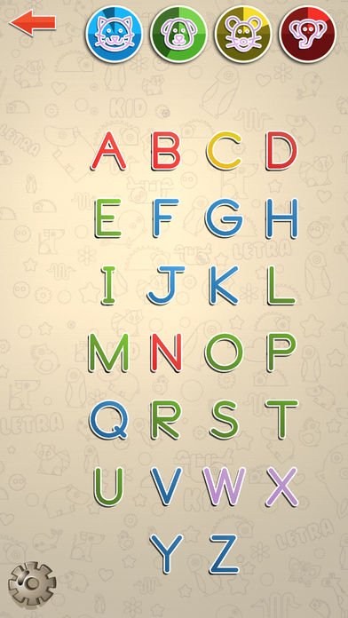 LetraKid - Learn to Write ABC
