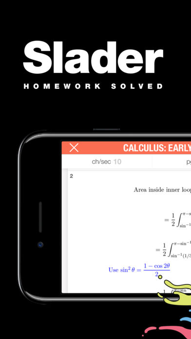 Slader - Homework Answers App - 1