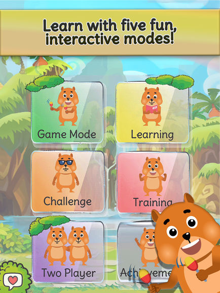 Times Tables and Friends, 1-12 App - 6