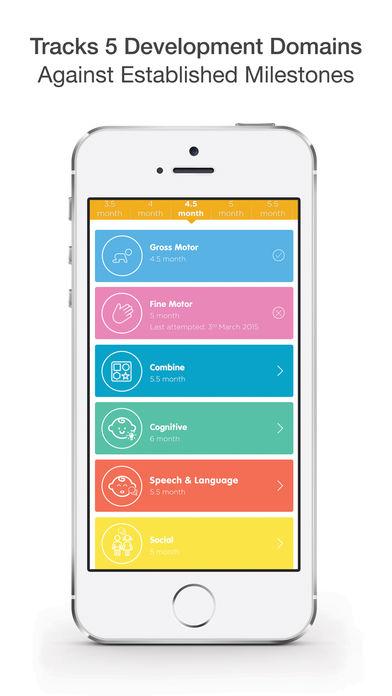 KidzGrow – The Child Development App App - 2