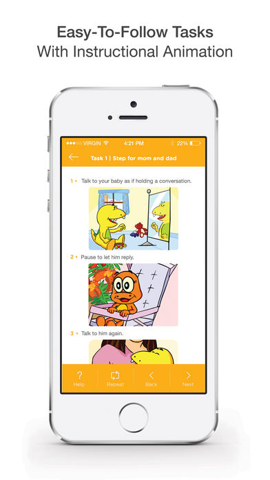 KidzGrow – The Child Development App