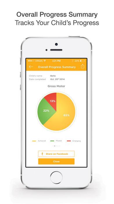 KidzGrow – The Child Development App App - 4