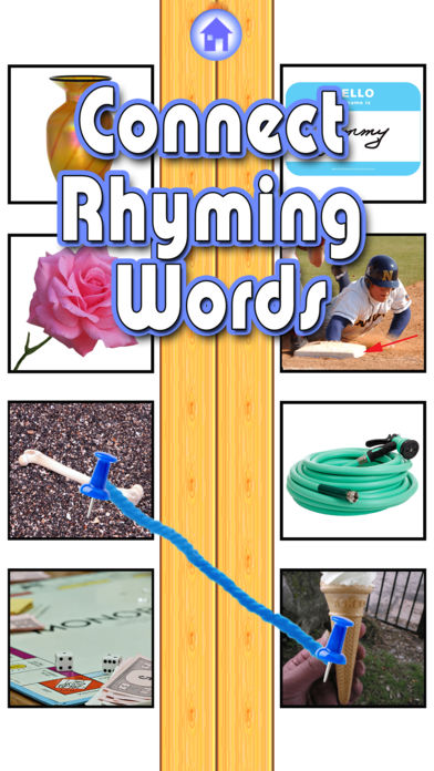 Partners in Rhyme - Rhyming for Phonemic Awareness